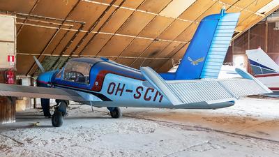 OH-SCM - Morane-Saulnier MS-880B Rallye Club - Private
