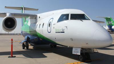 N395DC - Dornier Do-328-300 Jet - Denver Air Connection