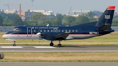N277MJ - Saab 340B - US Airways Express (Colgan Air)