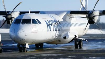 OH-ATI - ATR 72-212A(500) - Nordic Regional Airlines NORRA