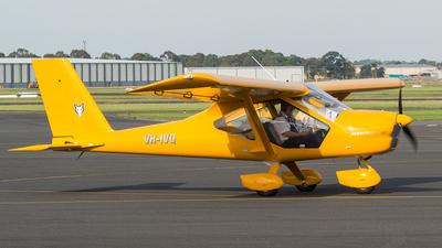 A picture of VHIVQ - Aeroprakt A32 Vixxen - [027] - © Dallas Presser