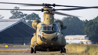 17-08234 - Boeing CH-47F Chinook - United States - US Army