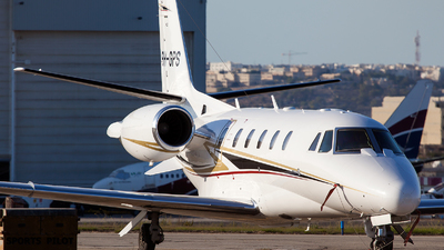 9H-GPS - Cessna 560XL Citation Excel - Luxwing