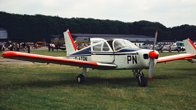 G-ATPN - Piper PA-28-140 Cherokee - Private