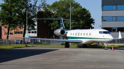 M-YGIG - Gulfstream G650ER - Private