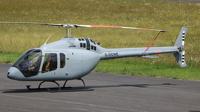 G-DONE - Bell 505 Jet Ranger X - Private