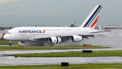 F-HPJC - Airbus A380-861 - Air France