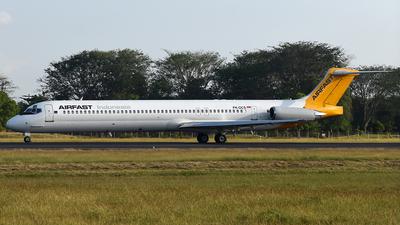 PK-OCS - McDonnell Douglas MD-83 - Airfast Indonesia
