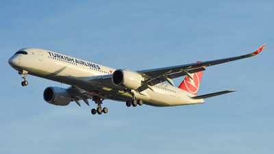 TC-LGE - Airbus A350-941 - Turkish Airlines