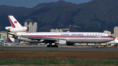 B-151 - McDonnell Douglas MD-11 - China Airlines