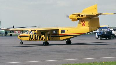 G-BEPH - Britten-Norman BN-2A Mk.III-2 Trislander - Aurigny Air Services
