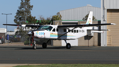 A picture of VHZKA - Cessna 208B Grand Caravan - [208B0860] - © Brenden