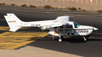 EC-GVX - Reims-Cessna F337G Super Skymaster - Eliance