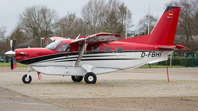 D-FBHI - Quest Aircraft Kodiak 100 - Privateways