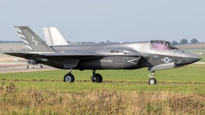 169607 - Lockheed Martin F-35B Lightning II - United States - US Marine Corps (USMC)