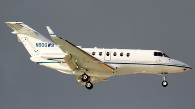 N900WS - Hawker Beechcraft 850XP - Private