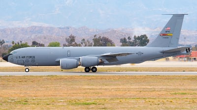 57-2598 - Boeing KC-135R Stratotanker - United States - US Air Force (USAF)