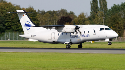 D-CIRP - Dornier Do-328-100 - Cirrus Airlines