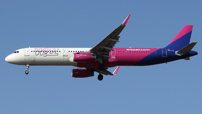 A picture of HALTA - Airbus A321231 - Wizz Air - © ikeharel