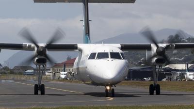 ZK-NEK - Bombardier Dash 8-Q311 - Air New Zealand
