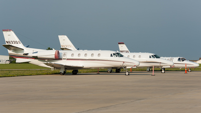 N633QS - Cessna 560XL Citation XLS - NetJets Aviation