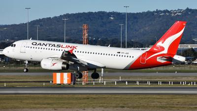 A picture of VHJQG - Airbus A320232 - Qantas - © Jarrod Swanwick