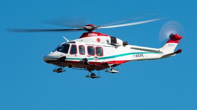 I-ASAR - Agusta-Westland AW-139 - Air Green