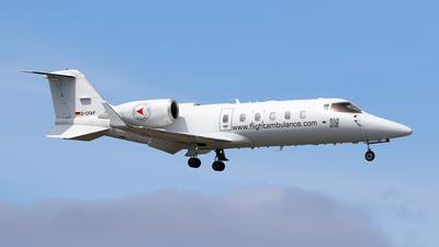 D-CFAF - Bombardier Learjet 60 - FAI Rent-a-jet