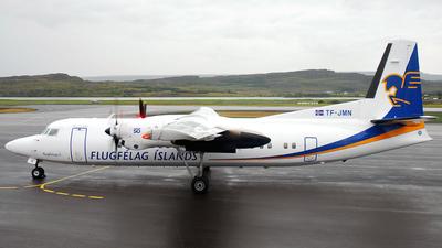 TF-JMN - Fokker 50 - Flugfélag Islands