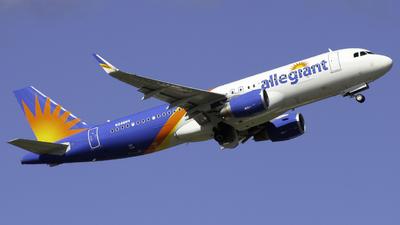 N246NV - Airbus A320-214 - Allegiant Air