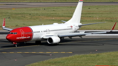 EI-FJL - Boeing 737-8JP - Norwegian