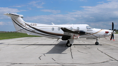 PH-CZD - Pilatus PC-12/47E - Private
