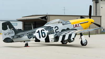 N151MC - Cavalier F-51D Mustang - Private