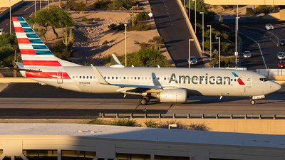 A picture of N950NN - Boeing 737823 - American Airlines - © Luke Dogan