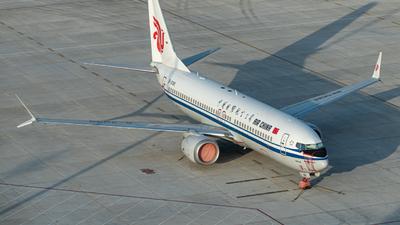 B-209Q - Boeing 737-8 MAX - Air China