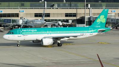 A picture of EIDEC - Airbus A320214 - Aer Lingus - © Cristóvão Febra