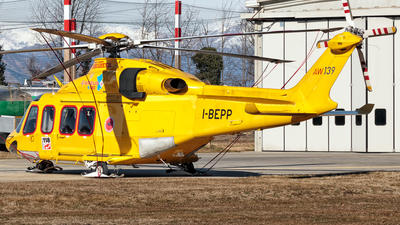 I-BEPP - Agusta-Westland AW-139 - Air Green