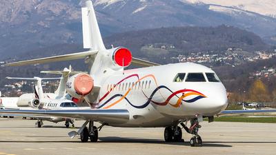 M-FALC - Dassault Falcon 7X - Private