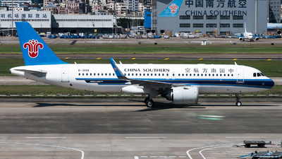B-309X - Airbus A320-251N - China Southern Airlines