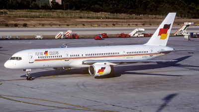 G-FCLI - Boeing 757-28A - Flying Colours Airlines