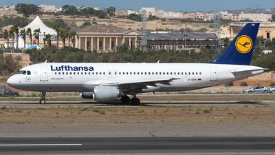 D-AIPK - Airbus A320-211 - Lufthansa