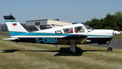 D-ENBH - Piper PA-28R-180 Cherokee Arrow - Private