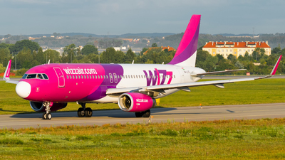 A picture of HALYO - Airbus A320232 - Wizz Air - © Damian Maciejak