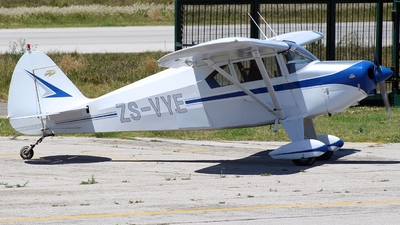 ZS-VYE - Piper PA-22-150 Tri-Pacer - Private