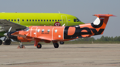 RA-01504 - Pilatus PC-12/47E - Dexter Aero