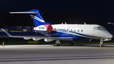 N659NR - Bombardier BD-100-1A10 Challenger 350 - Private