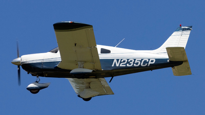 N235CP - Piper PA-28-235 Cherokee - Private