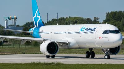 C-GOIS - Airbus A321-271NX - Air Transat