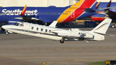 N73CL - IAI 1124A Westwind II - Private