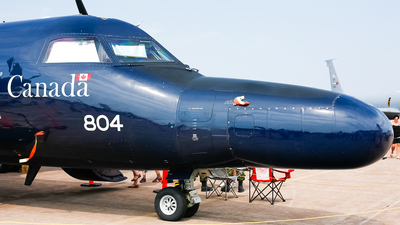 142804 - Bombardier CT-142 Dash 8 - Canada - Royal Canadian Air Force (RCAF)